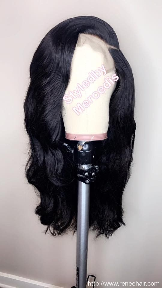 150% Density Peruvian 7A Full Lace Human Hair Wigs For Black Women 8″-26″ Glueless Lace Front Human Hair Wigs