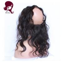 360 Lace Frontal closure Body Wave Brazilian virgin hair