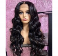 Body Wave Human Hair Wigs For Black Women Brazilian Remy Hair 8″-24″Pre Plucked Natural Hairline