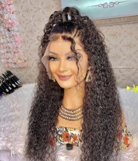 Front Lace Wigs Body Wave Full Lace Human Hair Wigs For Black Women Peruvian Virgin Hair Wig Glueless Lace Front Human Hair Wigs