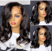 Brazilian Full Lace Human Hair Wigs For Black Women Glueless Lace Front Human Hair Wigs Body Wave Hair Wig Full Lace Front Wigs
